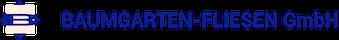 Baumgarten Fliesen GmbH Logo